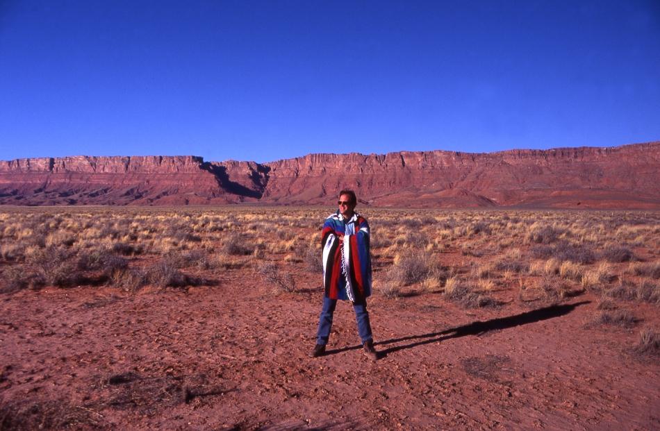 john-at-vermillion-cliffs